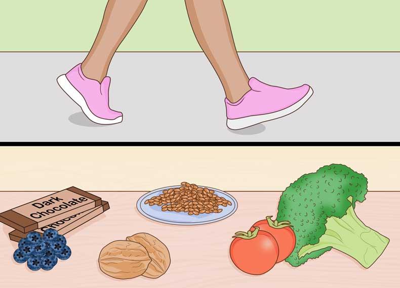کاهش وزن و تقویت بدن