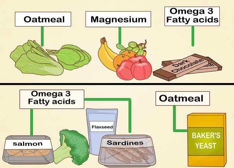 موادغذایی تقویت کننده ایمنی بدن
