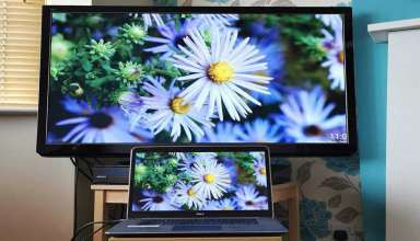 انتقال تصویر لپ تاب به تلویزیون