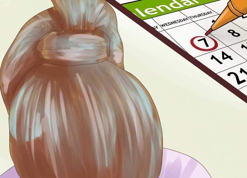 عامل ریزش استرسی مو