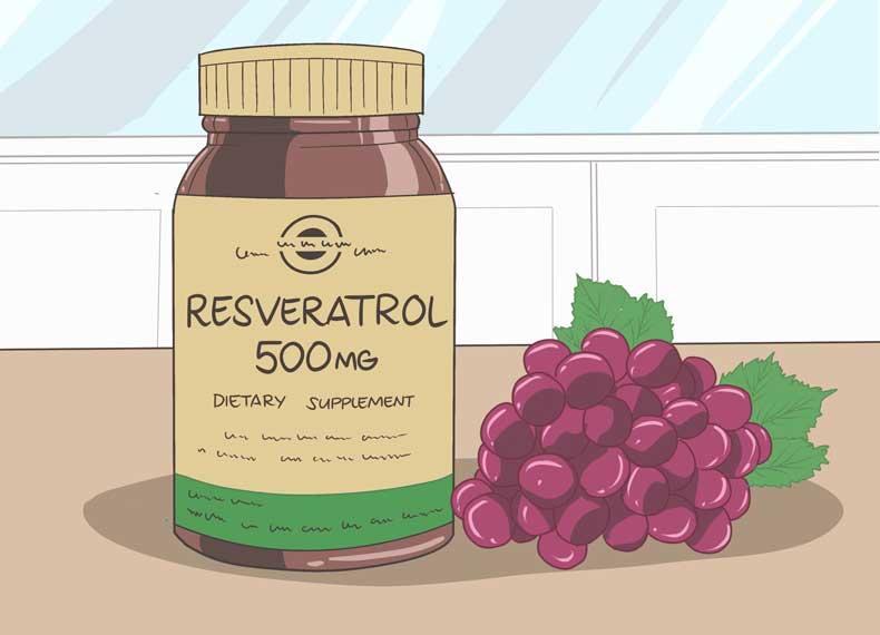عصاره انگور برای کبد چرب
