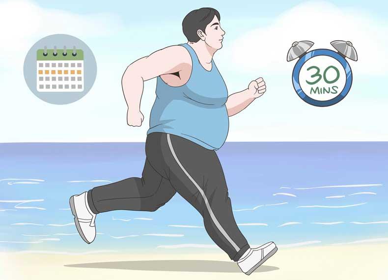 اضافه وزن و کبد چرب
