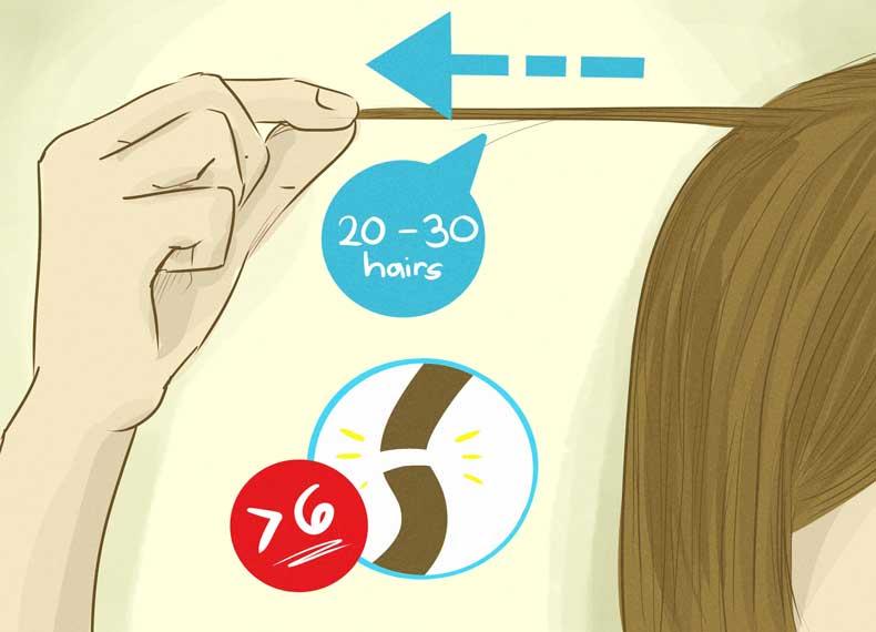تست ریزش مو