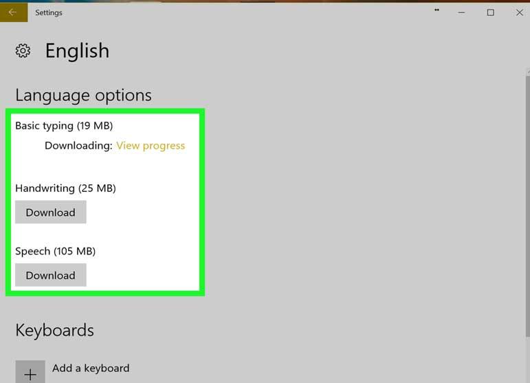 عوض کردن کامل زبان ویندوز