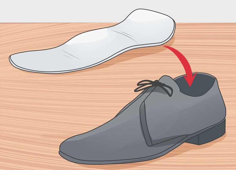 جلوگیری از ترک حوردن پا