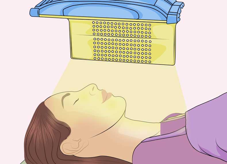 درمان سریع دانههای فوردایس