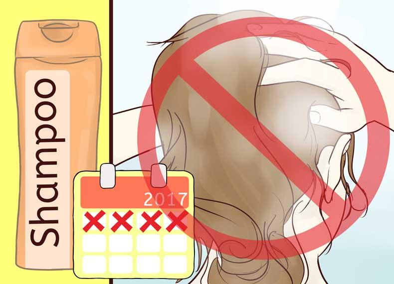علت خشکی پوست سر
