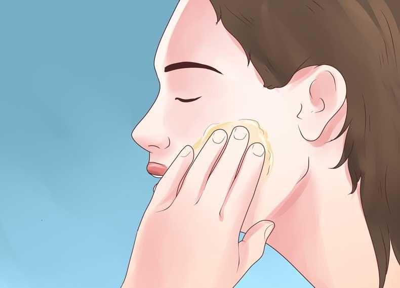 کرم برای درمان نازکی پوست