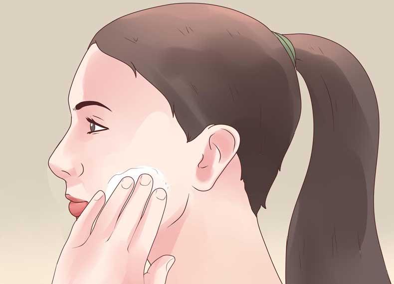 جلوگیری از ضخیم شدن پوست