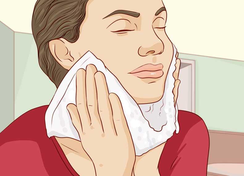 درمان خانگی آفتاب سوختگی