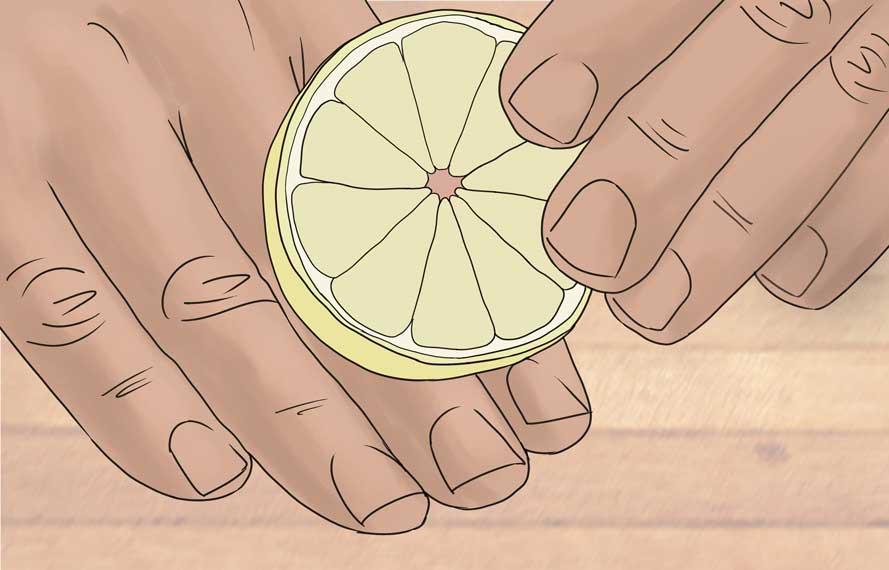 درمان سفیدی ناخن با طب سنتی