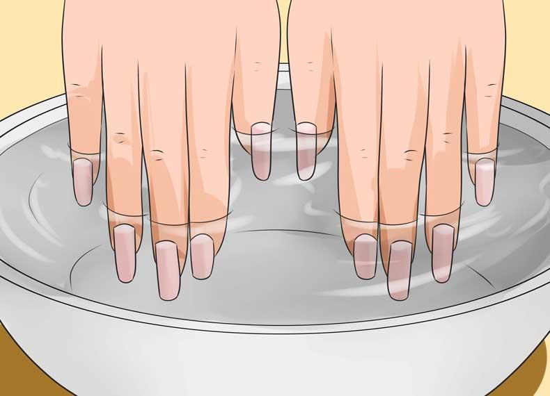 سالم نگه داشتن ناخن