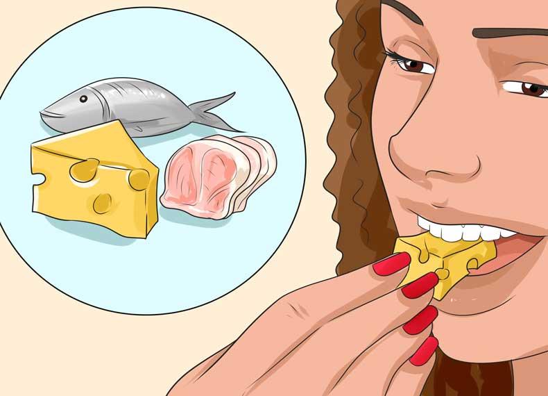 غذاهای مناسب برای تقویت ناخن