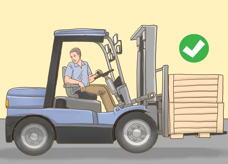 دستگاه برای حمل وسایل سنگین