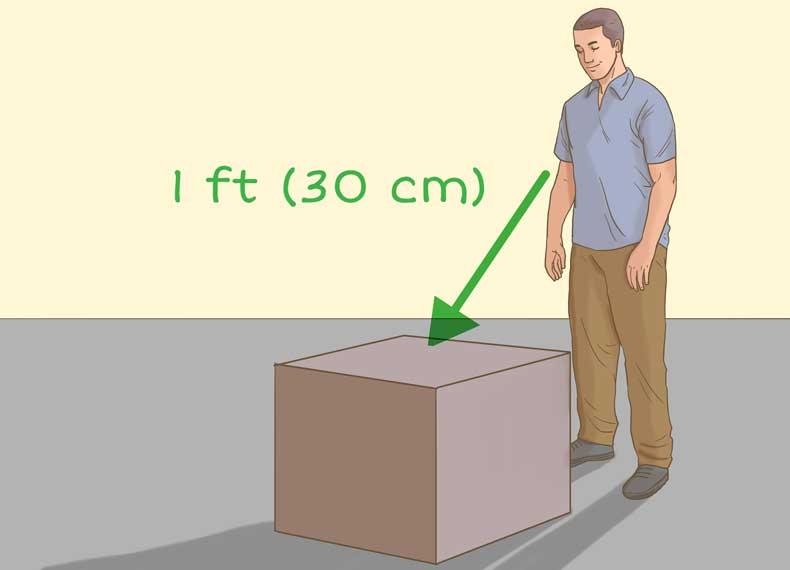 روش صحیح بلند کردن وسایل