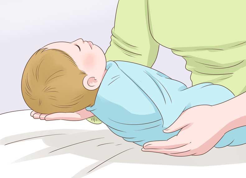 گرفتن نوزاد