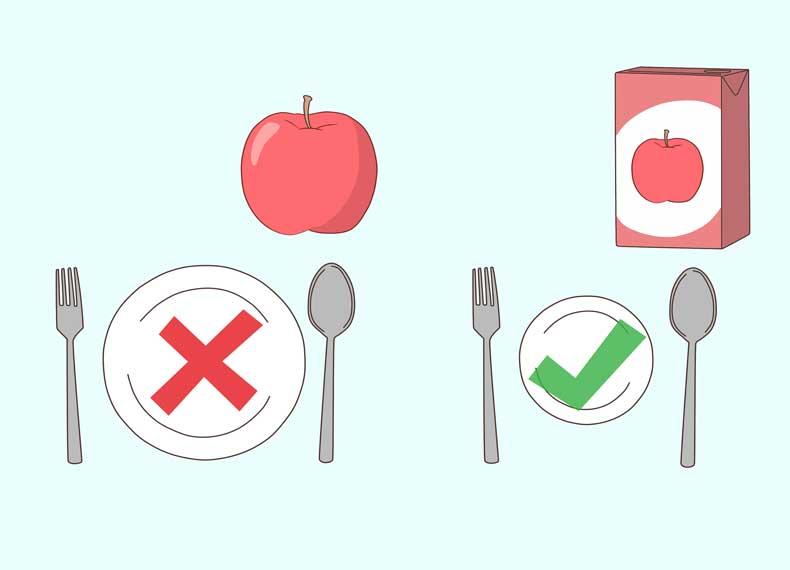 ریکاور شدن مسومیت غذایی