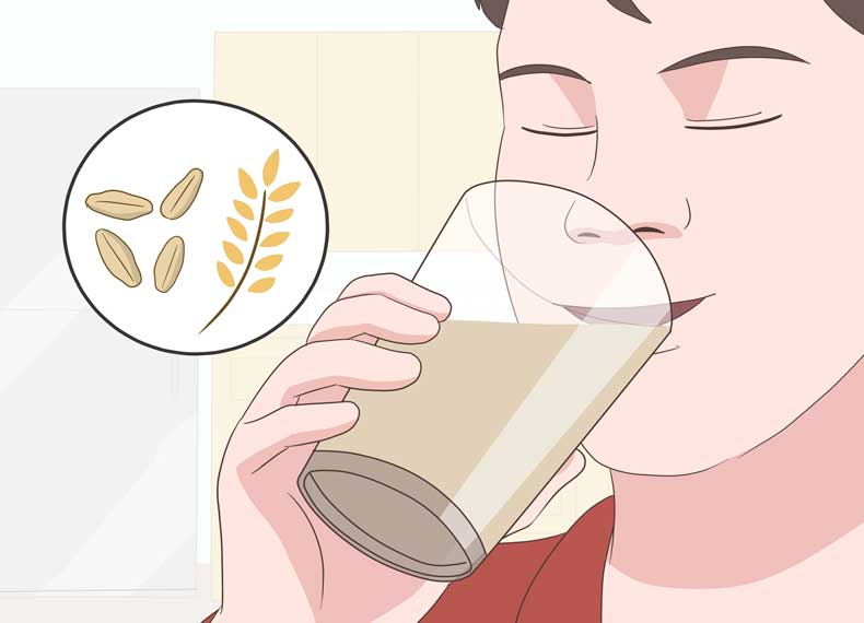 نوشیدنی مناسب برای مسمومیت غذایی