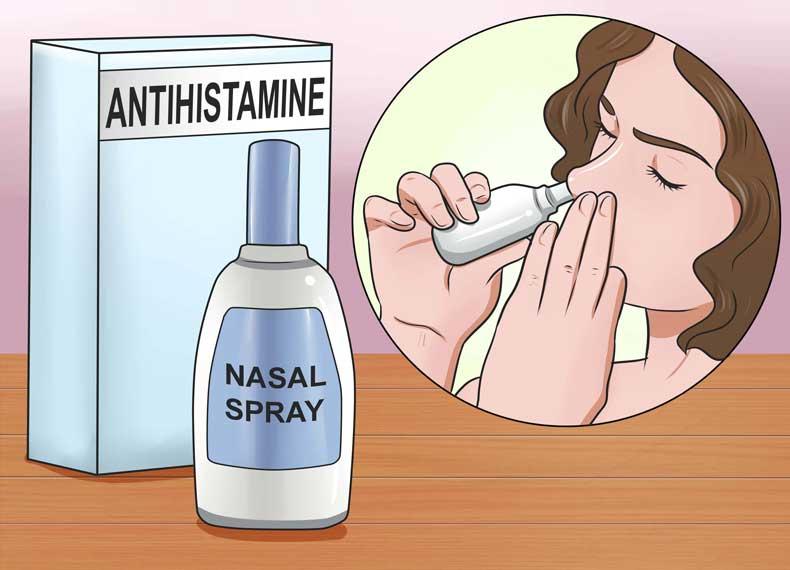 اسپری بینی ضد آلرژی
