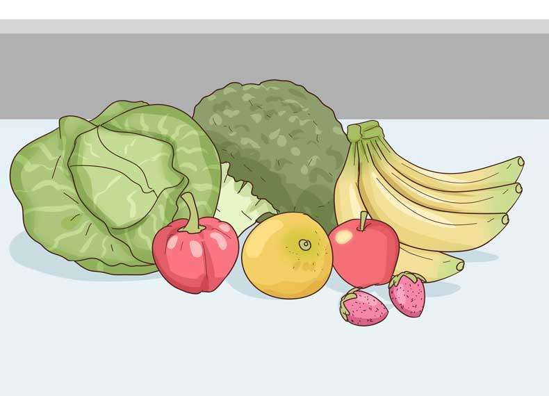 موادغذایی مناسب برای سندرم رینود