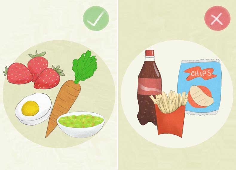 موادغذایی مضر برای خود ایمنی