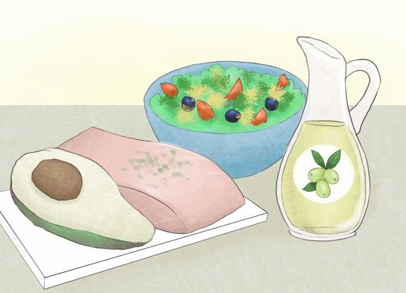 غذای مناسب خود ایمنی