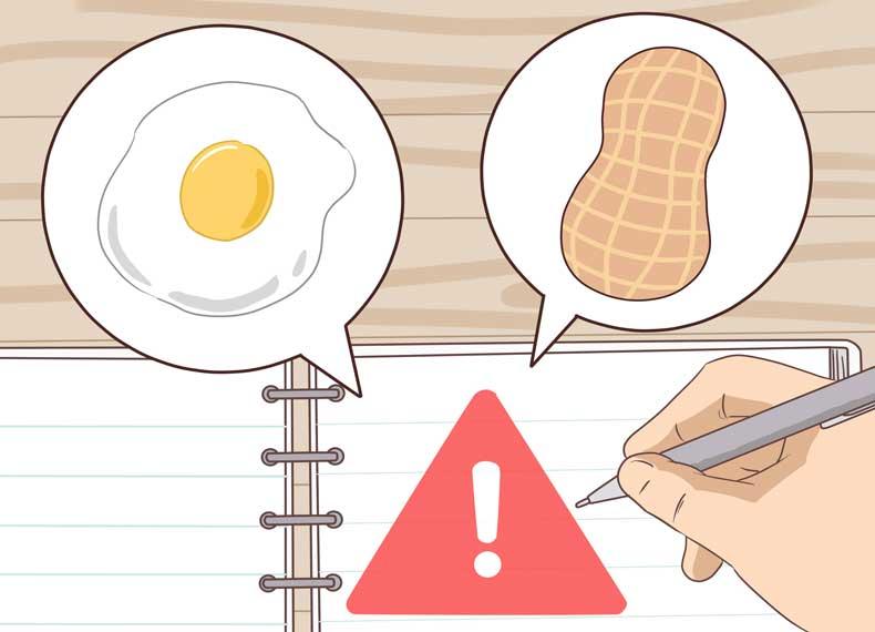 موادغذایی که باید حذف شوند