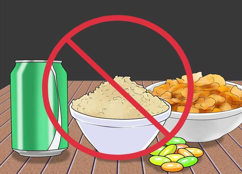 افزودنی های مضر موادغذایی