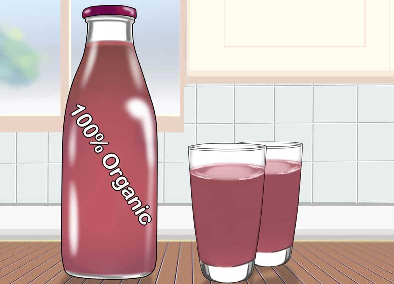 نوشیدنی ارگانیک