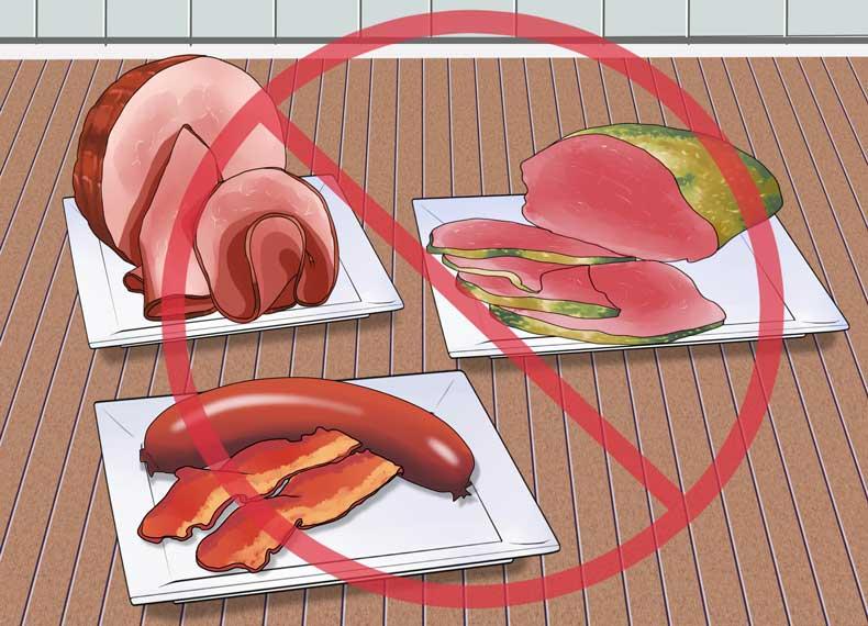 موادغذایی مضر