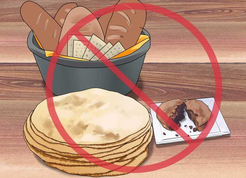 موادغذایی دارای افزودنی های مضر