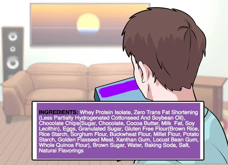 ترکیبات مضر موادغذایی