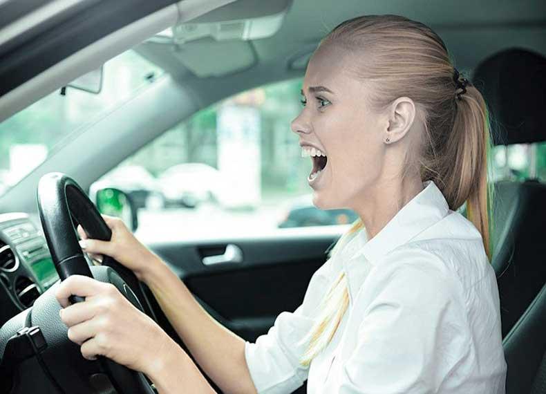 کتاب ترس از رانندگی