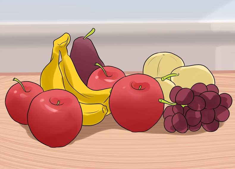 میوه های ضد التهاب