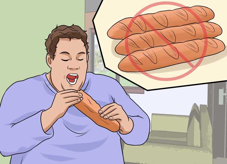 موادغذایی مضر برای التهاب