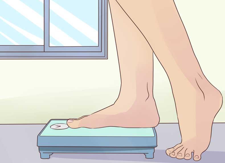 افزایش وزن و التهاب