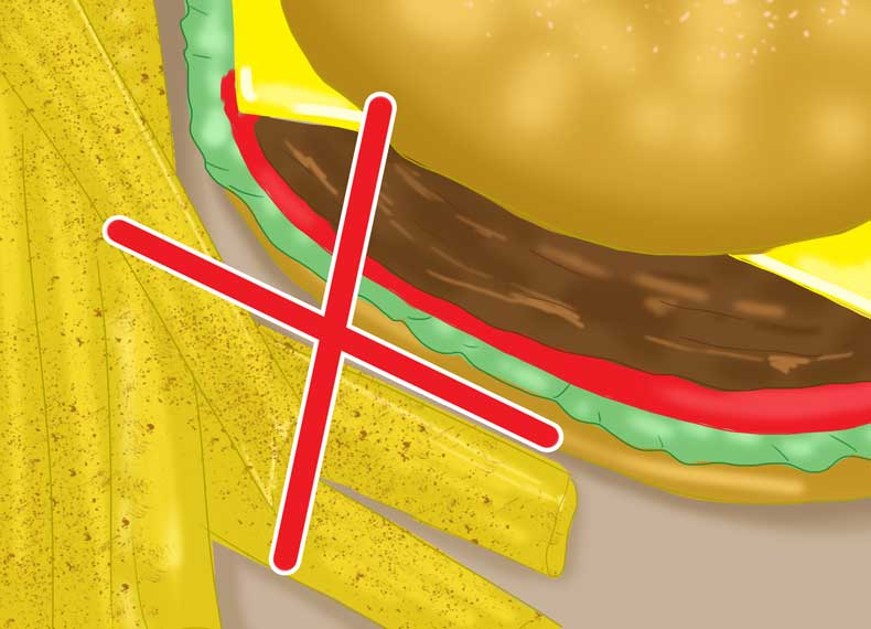 موادغذایی مضر برای کلیه
